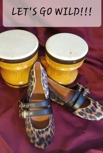 Bamboo Ballet Flats